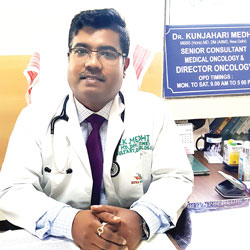 Best Medical Oncologist in India